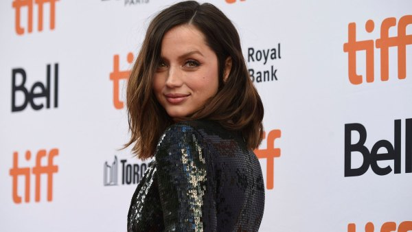 """Ana de Armas at the 2019 TIFF premiere of """"Knives Out"""""""