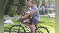 Arnold Schwarzenegger out and about, Los Angeles, USA - 26 Jul 2016 Arnold Schwarzenegger 26 Jul 2016