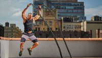These Battle Ropes Workouts Give You Endless Ways to Slam, Wave, and Whip Your Body Into Shape