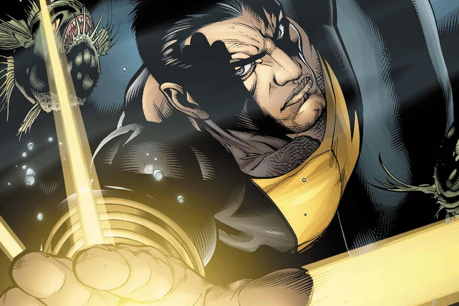 Black Adam / DC Comics