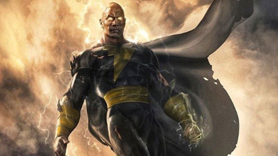 Black Adam/ Instagram / @therock,