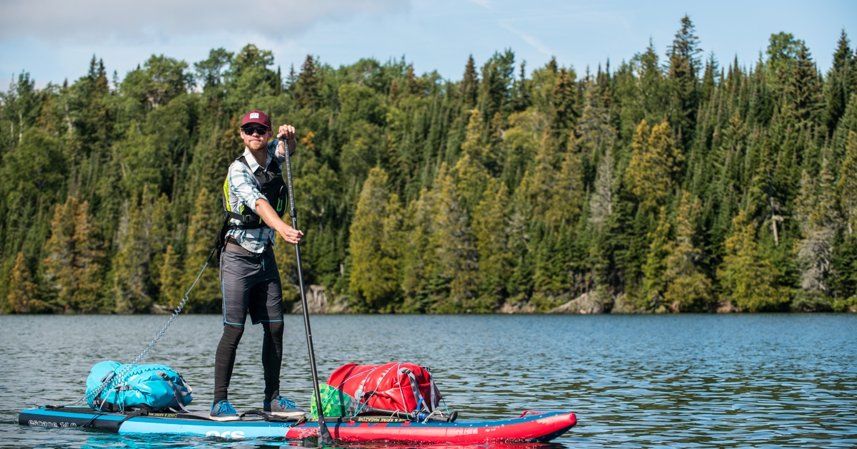 Gear to Pack for a Self-Supported Great Lakes Multi-Day Paddling Trip