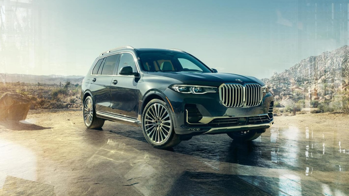 Test Driving the X7, BMW's Biggest Vehicle to Date