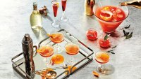 3 Champagne Cocktails Your Holiday Parties Need