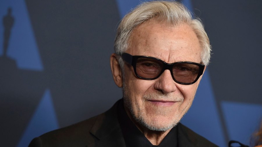 Harvey Keitel at the 2019 Governors Awards in Los Angeles