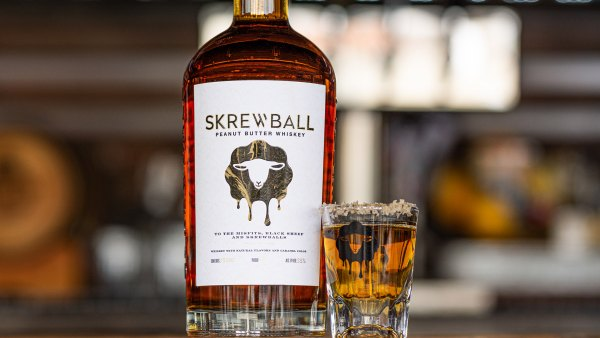 Skrewball Peanut Whiskey; Thanksgiving gift