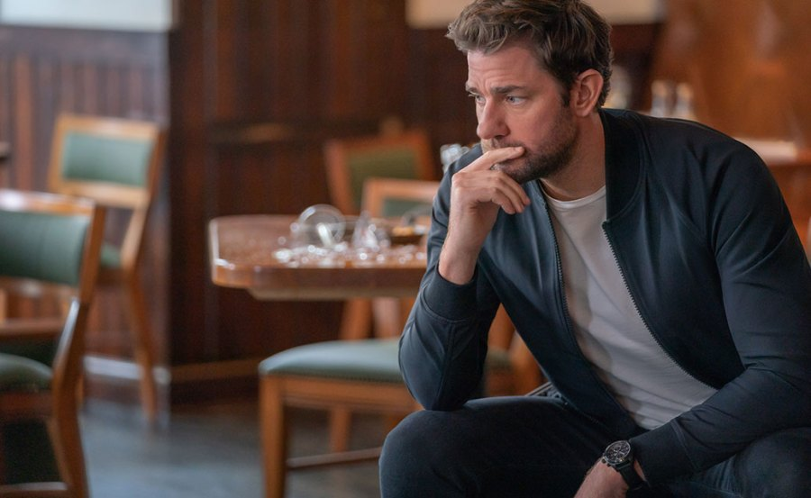 Jack Ryan / Hamilton Watch / Amazon Prime / Paramount Television