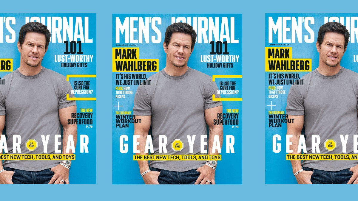 Mark Wahlberg, Gear of the Year, and 101 Holiday Gifts—Our December Issue Is Here