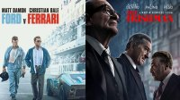 Fox Searchlight / Netflix / The Irishman / Ford v Ferrari