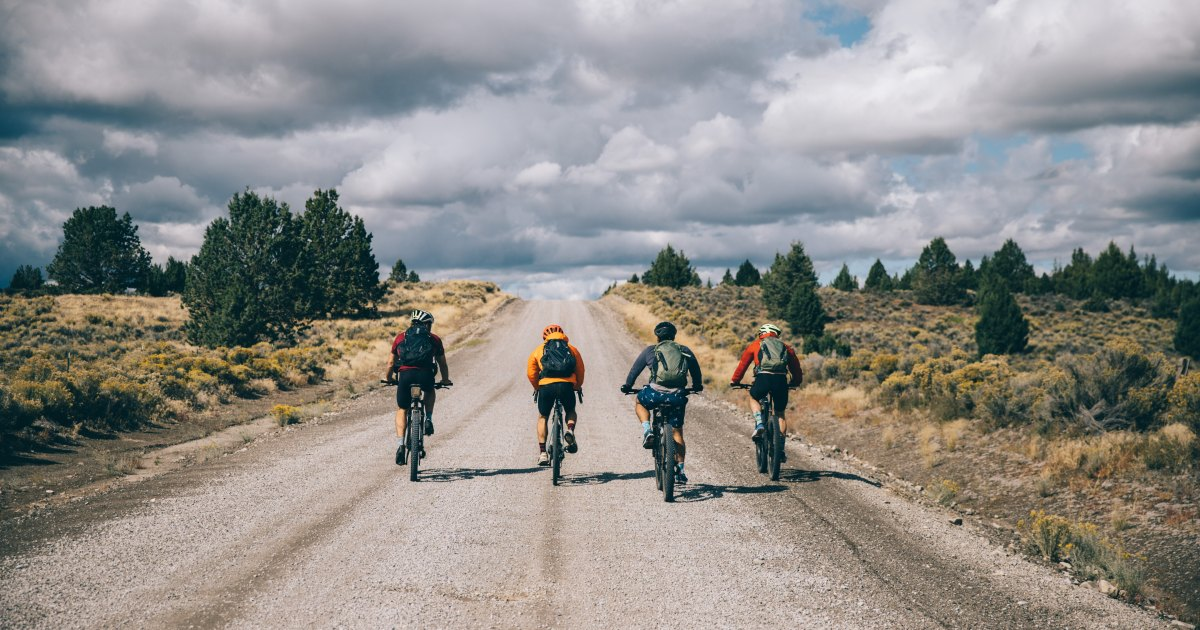 Dispatches: Riding the Oregon Outback Trail