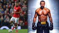 Rio Ferdinand, Defender to Contender, Betfair Boxing, UK - Sep 2017 Rio Ferdinand Sep 2017 / Britain Soccer Man United Ferdinand, Manchester, United Kingdom Rio Ferdinand FILE - A photo from files showing Manchester United's Rio Ferdinand controling a ball during the Champions League quarterfinal first leg soccer match between Manchester United and Bayern Munich at Old Trafford Stadium, Manchester, England. Rio Ferdinand says he is leaving Manchester United after 12 years at the Premier League club but is set to continue playing. The 35-year-old former England defender has not been offered an extension to his contract that expires next month 1 Apr 2014