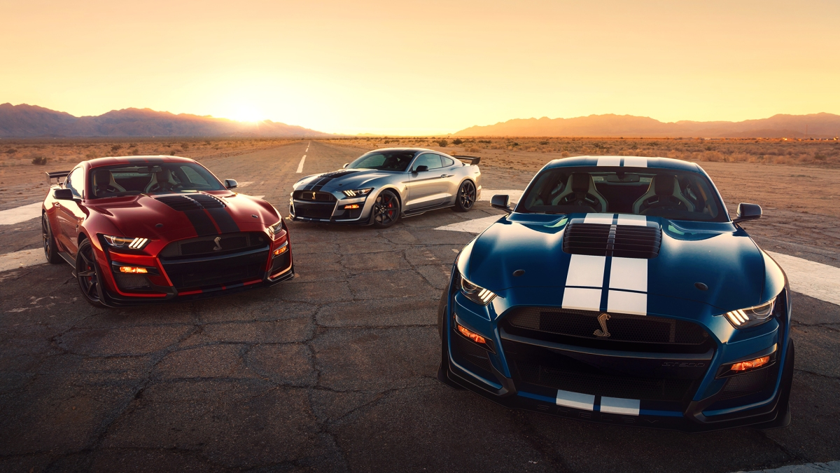 The 2020 Ford Mustang Shelby GT500 Is a 760HP Brutal Savage