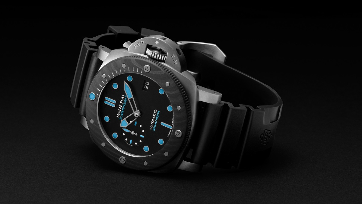 The Panerai Submersible BMG-Tech Watch That Can Keep Up With Jimmy Chin
