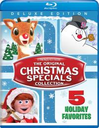 The Original Christmas Specials Collection Blu-ray