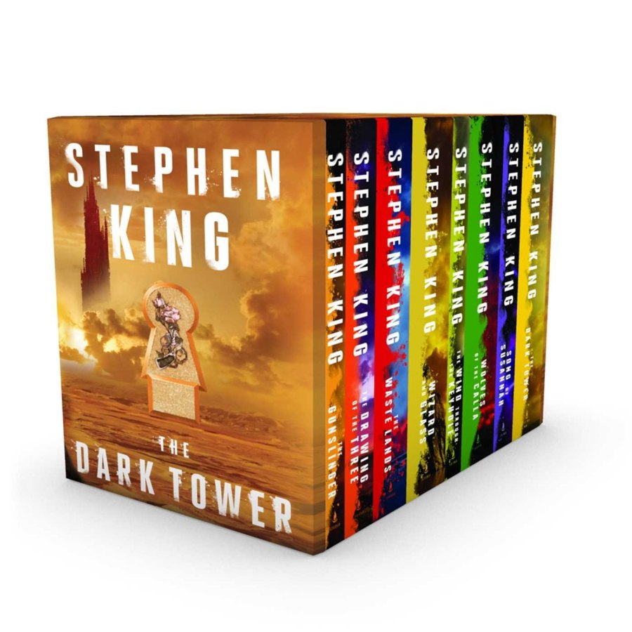 The Dark Tower 8-Book Boxed Set