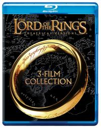 The Lord of the Rings: Original Theatrical Trilogy Blu-Ray