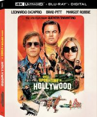 Once Upon a Time in Hollywood 4K UHD