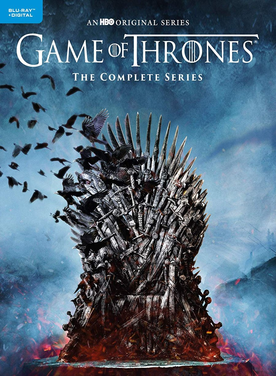 Game of Thrones: The Complete Series Blu-Ray