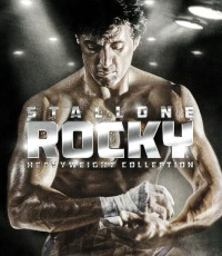 Rocky: The Heavyweight Collection Blu-Ray