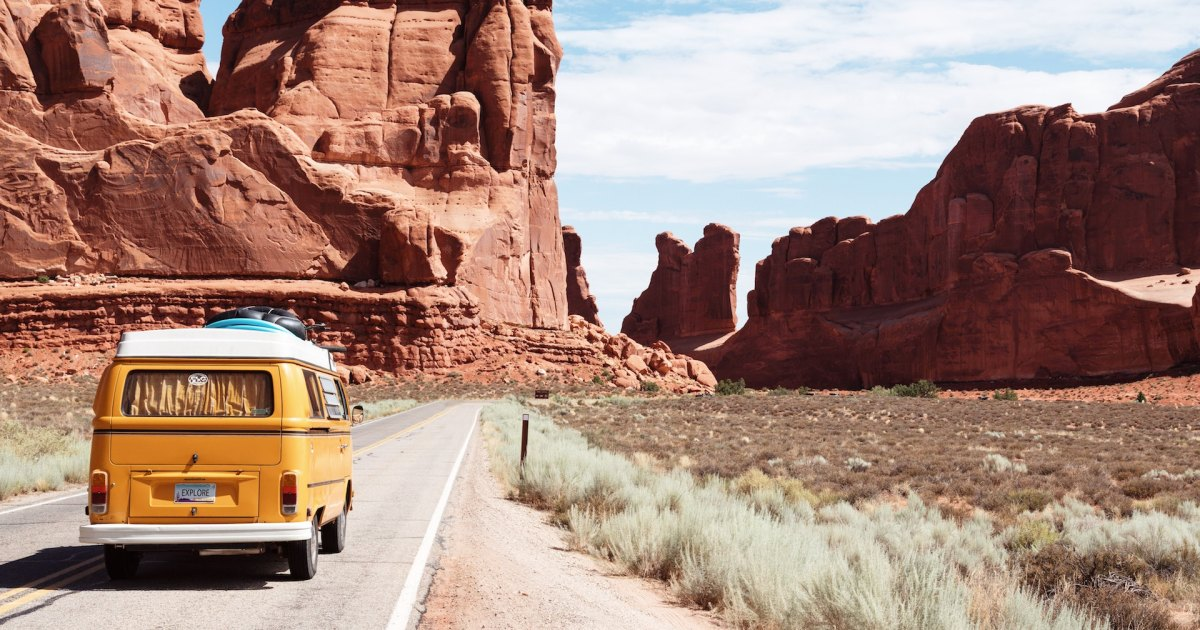 5 Awesomely Weird Desert Road Trip Destinations