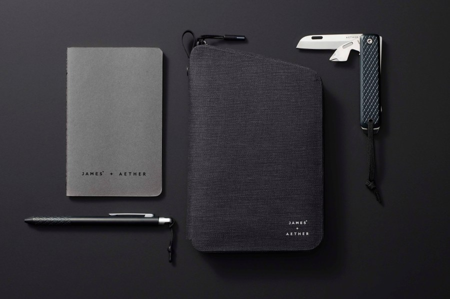 aether james edc