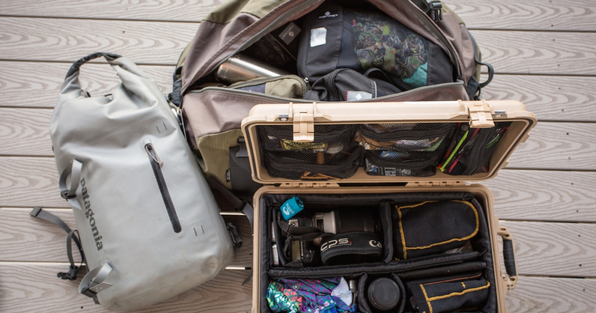 Travel Gear for Outdoor Adventure Photographers