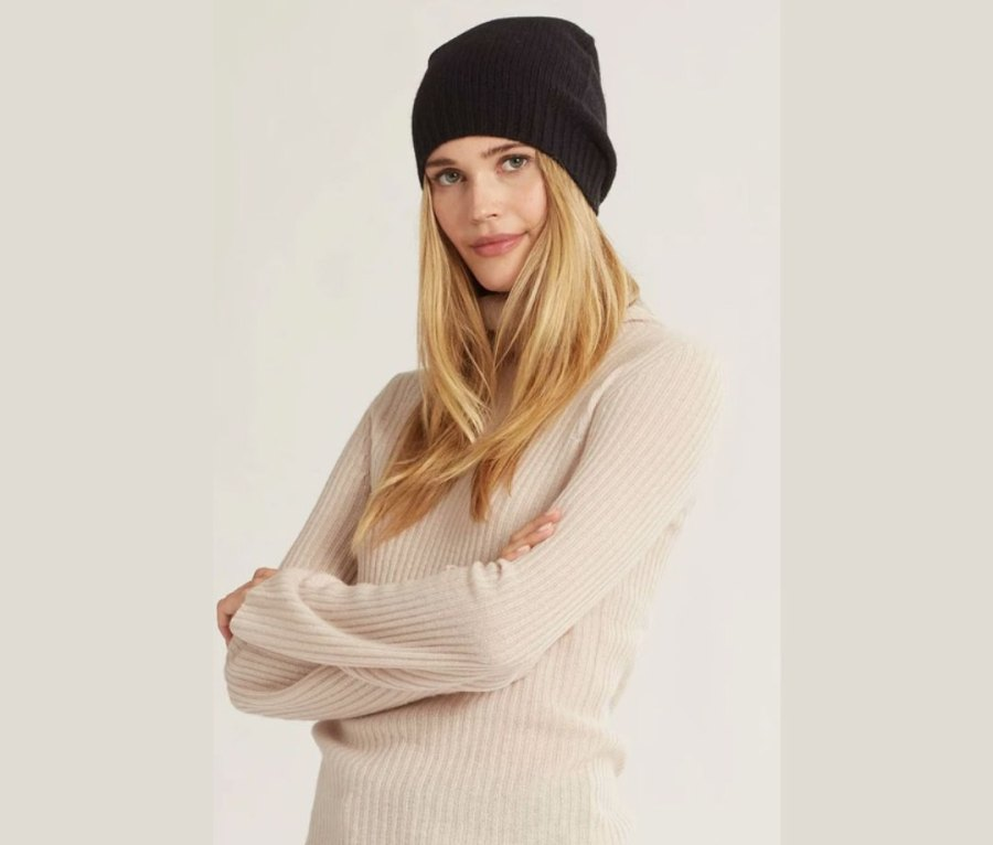 Naked Cashmere Pat Beanie