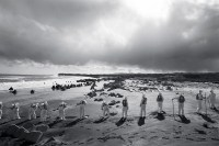 Ukedo Beach Searched For Survivors Inside The Fukushima Exclusion Zone
