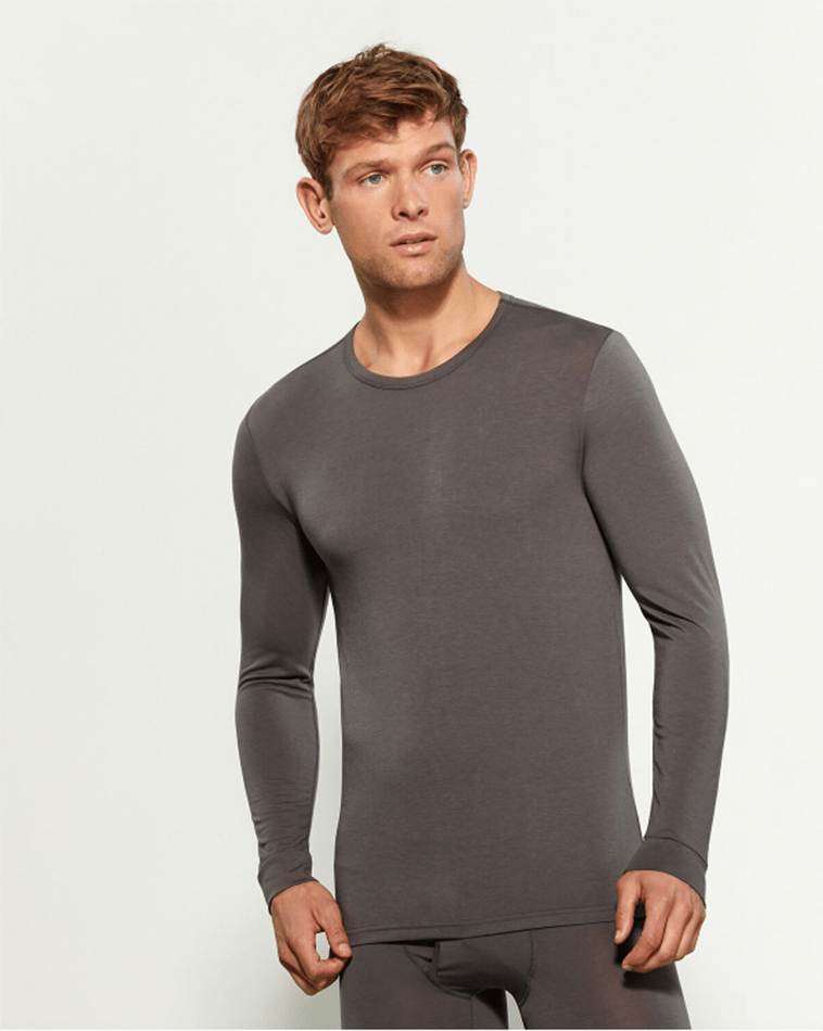 32 Degrees Heat Extra Warm Long Sleeve Athletic Tee