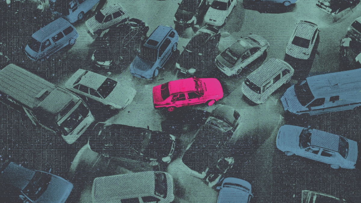 In Defense of Traffic Jams: Finding Peace in Commuting Chaos