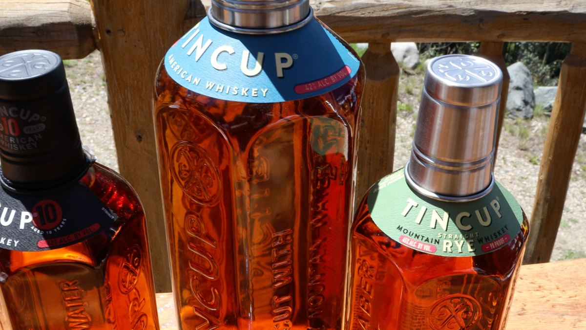 We Traveled to the Rocky Mountains to Try Tincup Rye, a Brand-New Colorado Whiskey