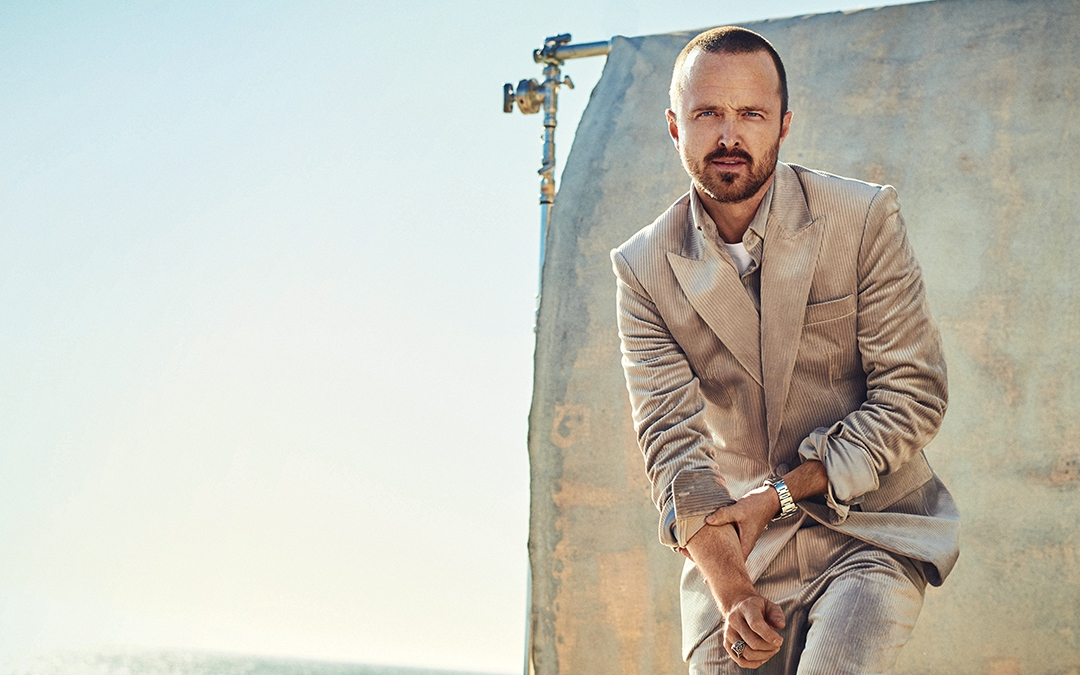 Aaron Paul, the 31 Greatest Trips in the World, and More: Inside Our January Issue