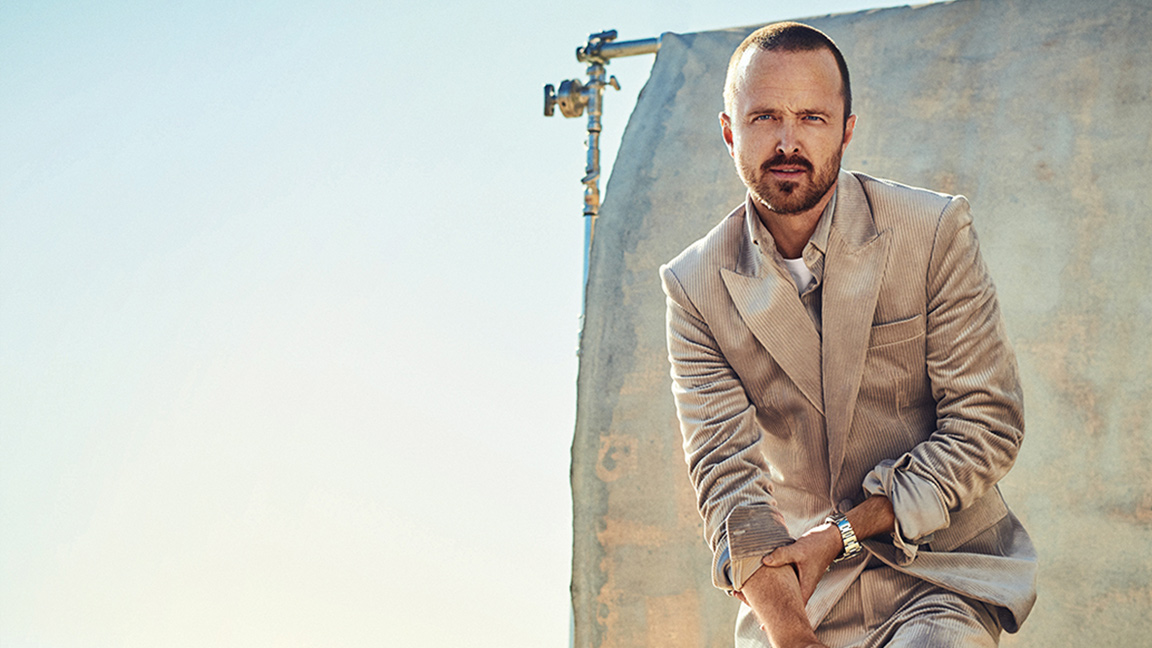 Aaron Paul on How He Started Dos Hombres Mezcal With Bryan Cranston