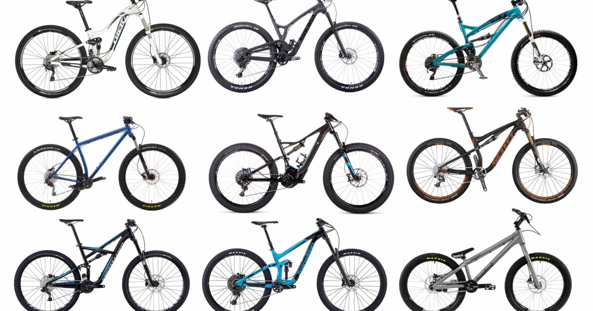 The Most Influential Mountain Bikes of the Last Decade