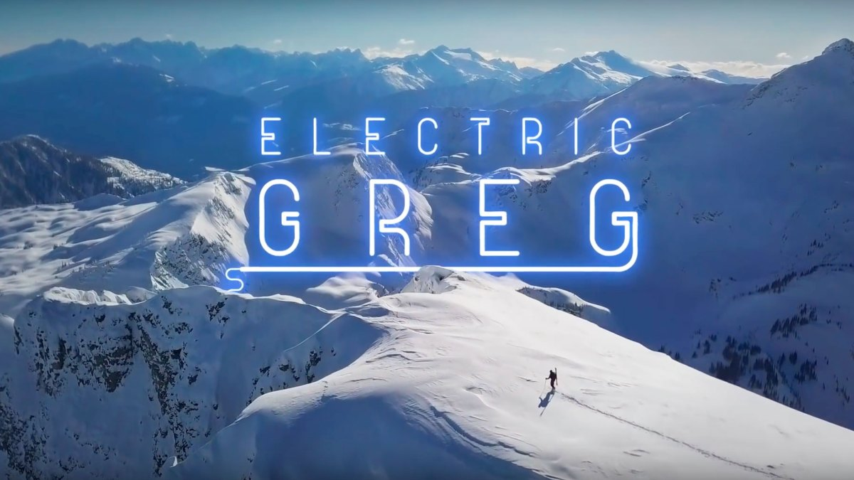Greg Hill Summits 100 Peaks Without Using Fossil Fuels in His New Film 'Electric Greg'