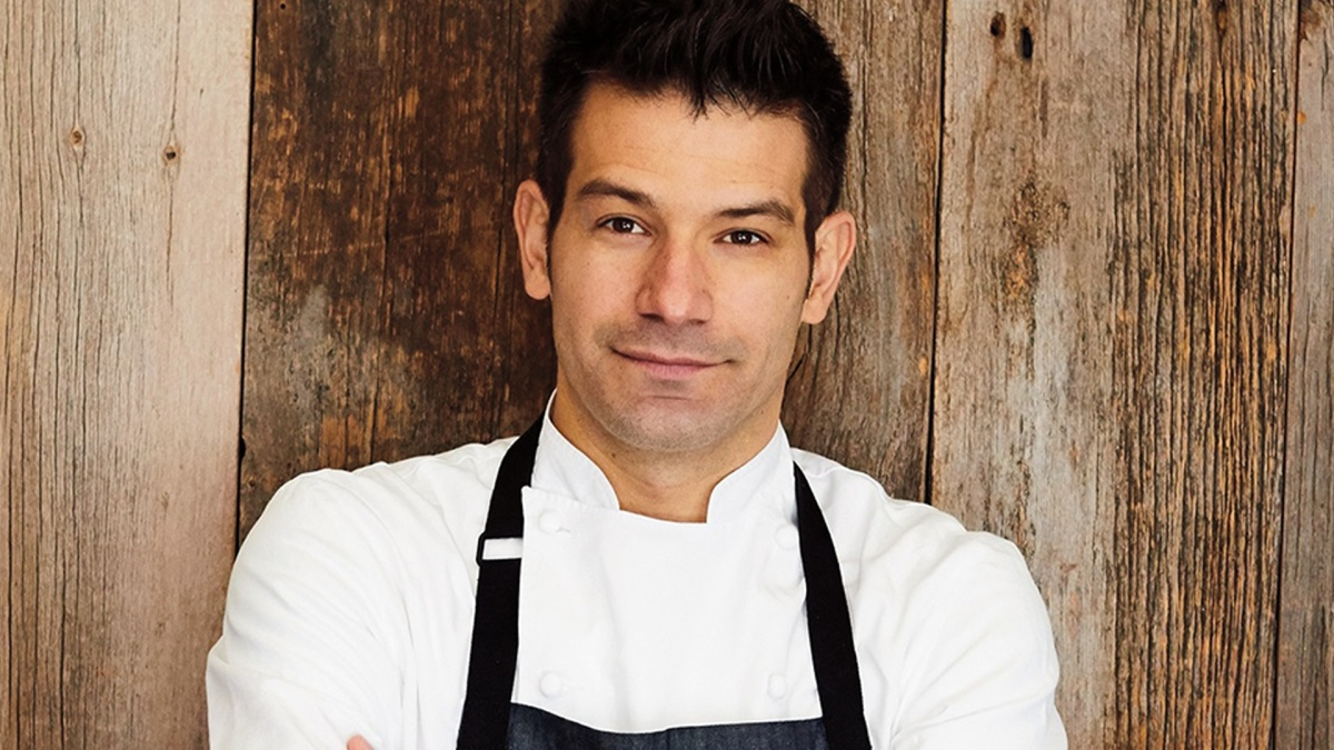 Michelin-Starred Chef George Mendes on Finding a Healthier Buzz Through Marathons and Meditation