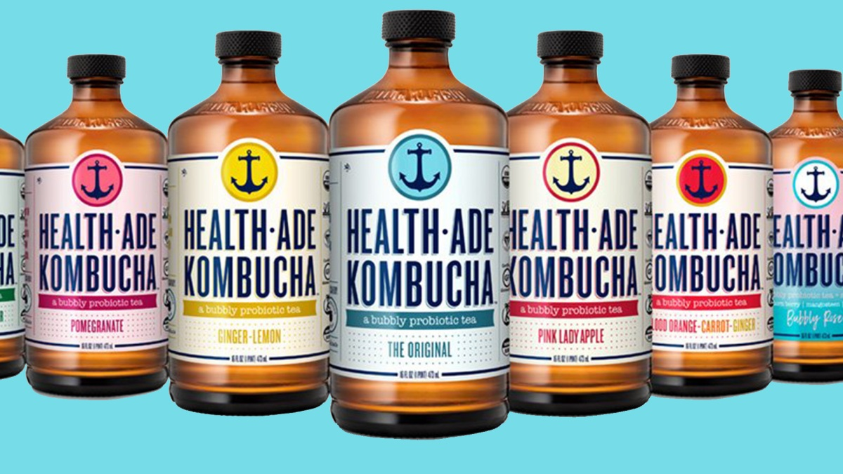 Kombucha: The Easiest Way to Support Your Gut Health