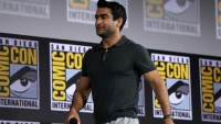 Marvel Studios panel, Comic-Con International, San Diego, USA - 20 Jul 2019 Kumail Nanjiani 20 Jul 2019