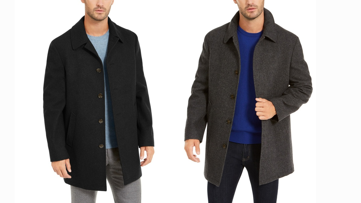 Take 30% Off 1000s of Items Like This Sweet Lauren Topcoat at the Macy's Friends & Family Sale