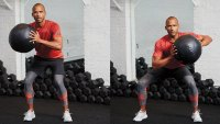 The Best Athlete-Inspired Medicine Ball Circuit for Strength and Power