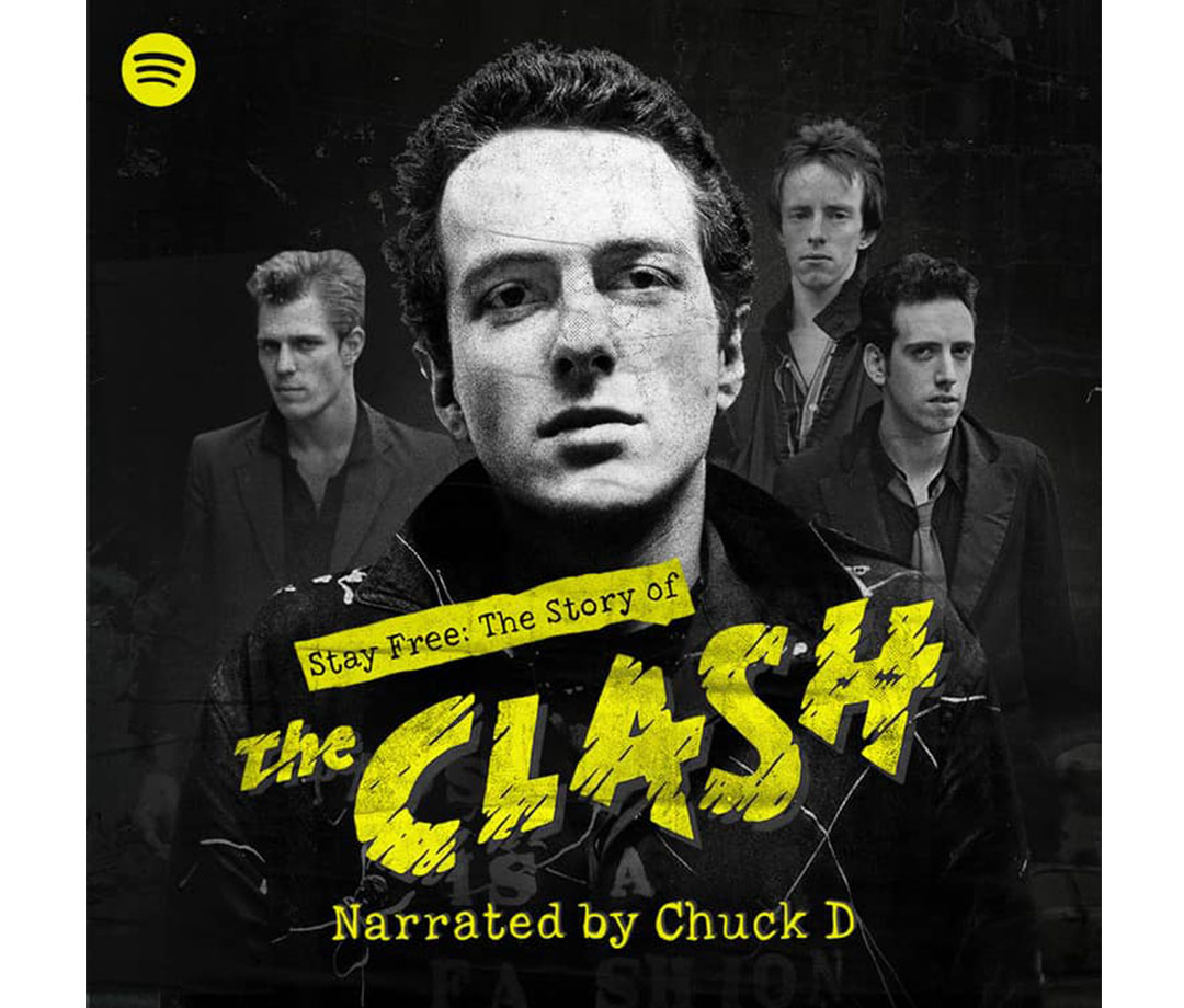 """""""Stay Free: The Story of The Clash"""""""
