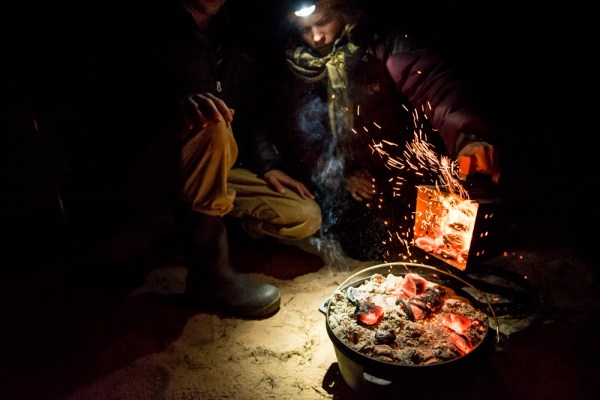 The Beginner's Guide to Dutch Oven Camp Cooking