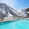 Snowpine Lodge outdoor pool