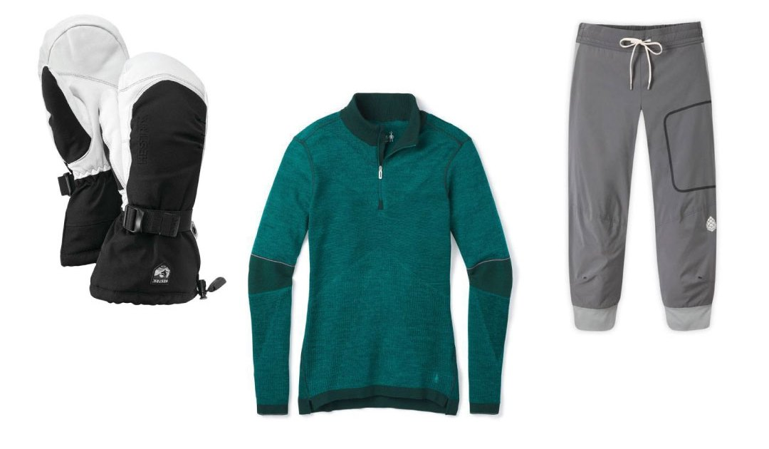 Some of the Best Gear for Layering Up on the Next Powder Day