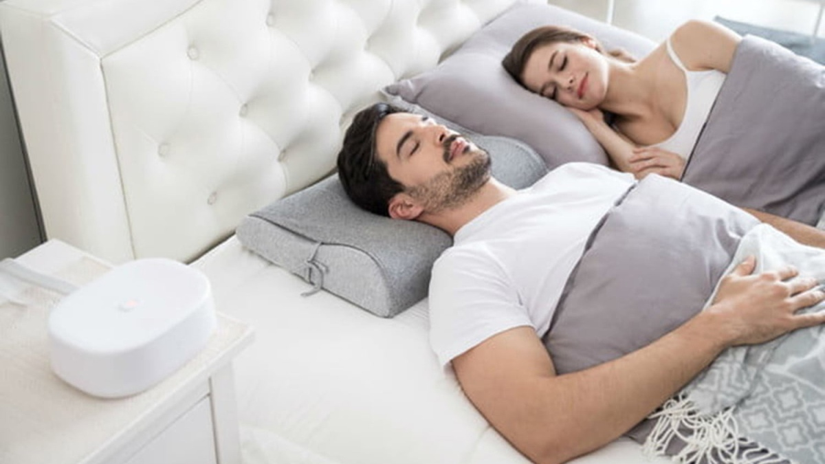Check Out The Innovative Anti-snoring Solution That Made A Huge Splash at CES