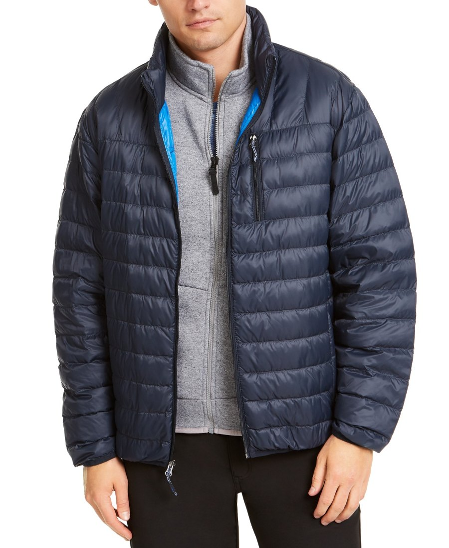 Hawke & Co. Outfitter Packable Down Blend Puffer Jacket