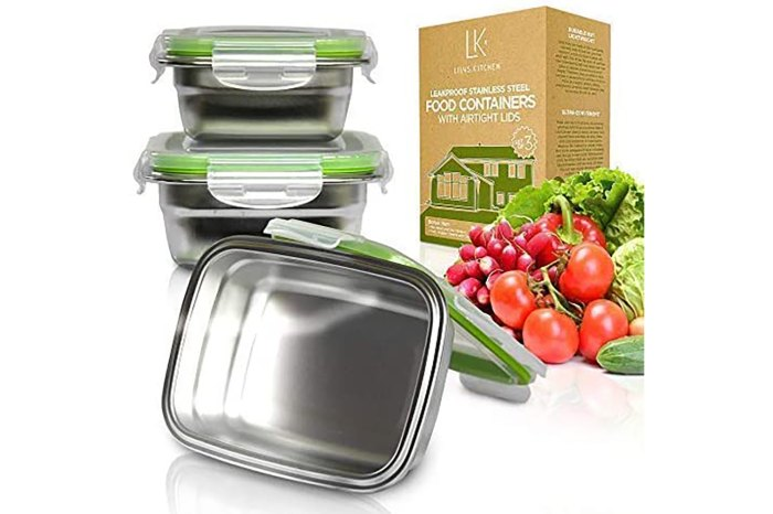 Lilys Kitchen Stainless Steel Food Containers