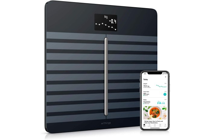 Withings/Nokia Body Cardio Smart Scale