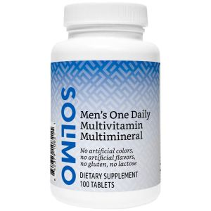 Solimo Men's One Daily Multivitamin Multimineral