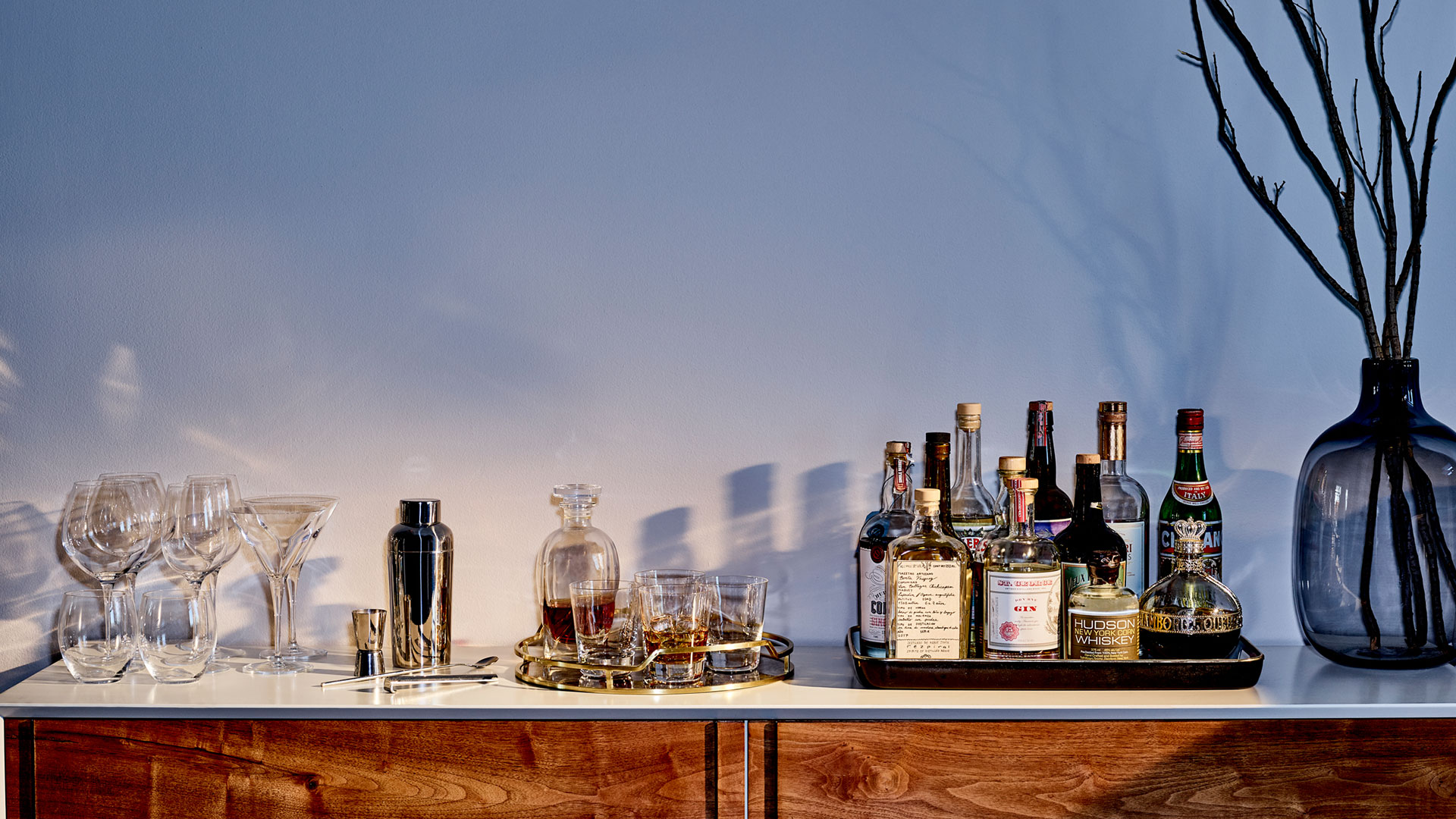 All The Essentials You Need To Build A Better Bar Cart